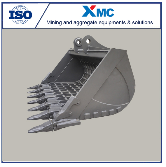 China hot sale mini excavator or excavator tooth bucket for construction machinery