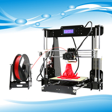 China Products New Product Anet A8-L 3D Digital Printing Machine Direct from the Factory 3D DIY Printer Kit