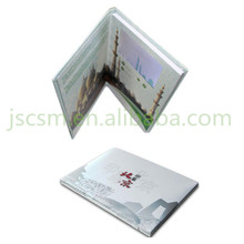 Hot sell!! advertising video card OEM/ODM high resolution more file format wholesale
