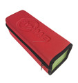 GC---Providing Red nylon fabric cover low cost new wine EVA package