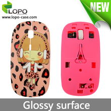 ECO most popular products Sublimation 3D Wireless Mouse