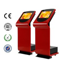"19"" Standing Wireless Wifi LED Interactive Inquiry Machine Manufacture"