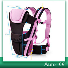 Colorful Baby Carrier Backpack Multifunctional Ergonomic Baby Sling Carrier