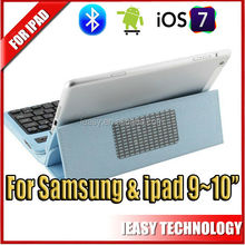 Detachable For ipad For Samsung Galaxy Tab Wireless Bluetooth keyboard keyboard for android tablet