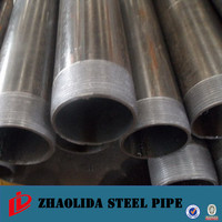 steel pipe sizes ! carbon steel ss400 specification erw steel pipe from india