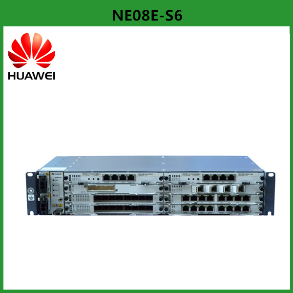 Huawei NE08E & NE05E series ENP Based Cloud Era Mid Service Router NE08E-S6