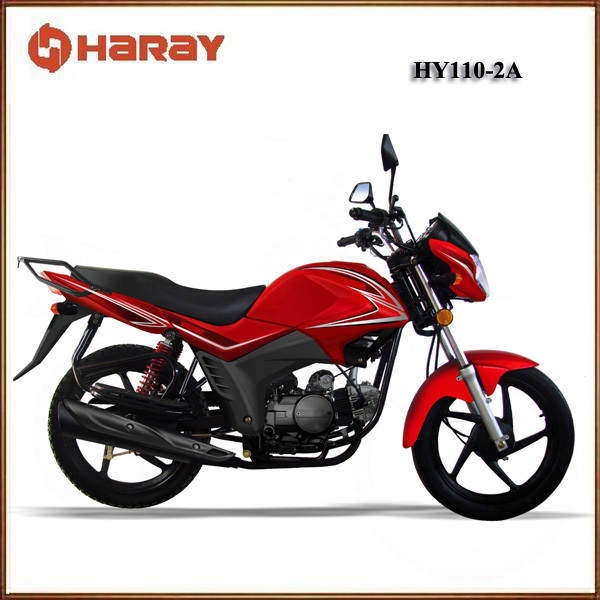 2015 New Arrived 110cc 4 Stroke Street Motorcycle