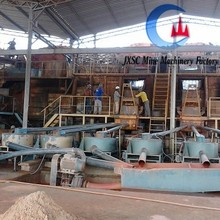 China Leading Gold Processing Centrifuge Concentrator Equipment