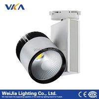 25w adjustable high power cob led track light accessories