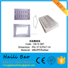 China high quality plastic drainage square manhole cover mould for sale