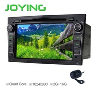 Android 4.4.4 double 2 din android gps 7 inch quad core 1024*600 for car stereo gps navigation for opel astra h