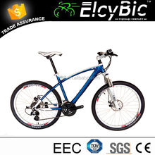 Women and men double disc brakes 26inch mountain bike student road mountain bicycle(E-P601)