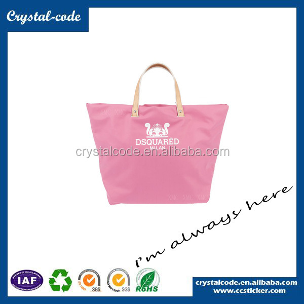 High Cost-effective Popular Polyester Folding Shopping Tote Bag