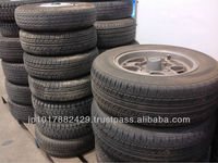 Recapped Tires For Sale in Japan Various Tire Types Available