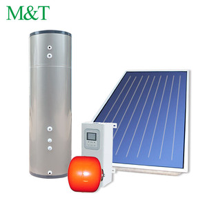 High quality domestic hot water geyser solar water heater panel philippines