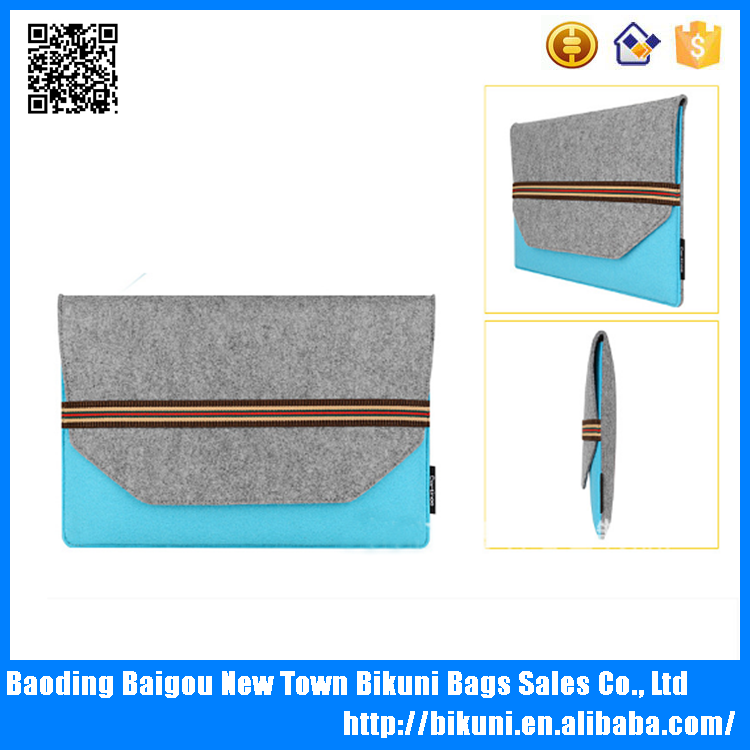 Hot Sale Wholesale Felt Laptop Sleeve Protective Sleeve Case