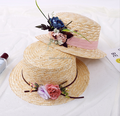 Beautiful Style and Fashion Wheat Straw Hat