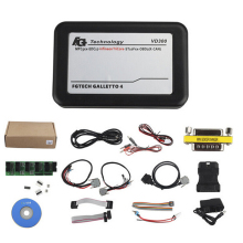 2016 Latest Version VD300 V54 FGTech Galletto 4 Master BDM-Tricore-OBD Function FG Tech ECU Programmer with Multi-langauge