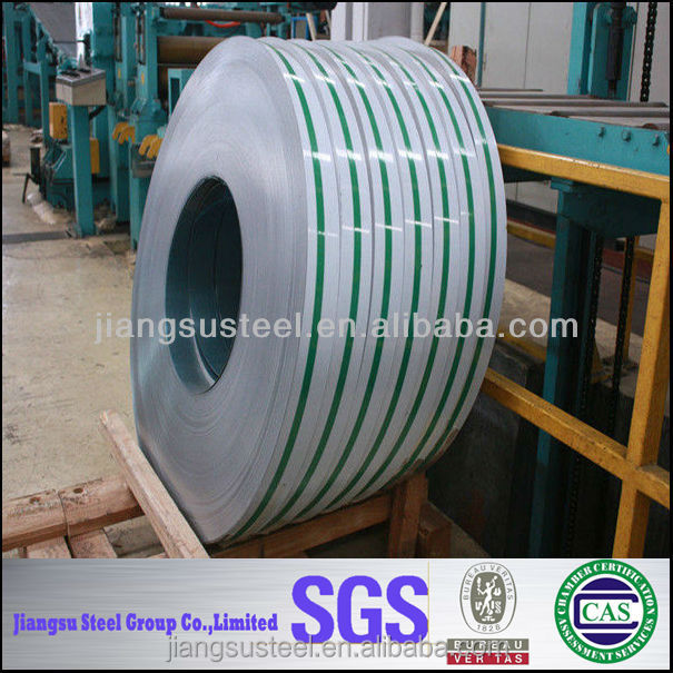 High Grade stainless steel strip 201 202 321 410s