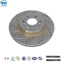 Top Quality Iron Material Truck Auto Car Brake Disc