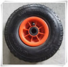 Small Inflatable Air rubber wheel Pneumatic tire 3.00-4