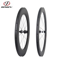 700C carbon clincher rim 88mm depth disc carbon road wheels