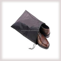 Cotton shoe bag,drawstring shoe bag