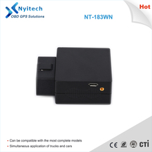 Wholesale real time tracking function car obd gps tracker