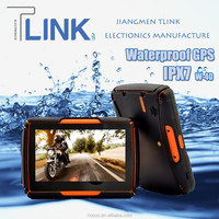 4.3inch gps motorcycle navegador gps with FM W-40