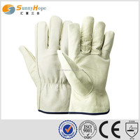 Sunnyhope skin colour gloves,goat leather hand gloves importers