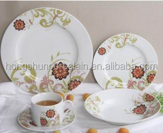 ceramic kitchenware set , ceramic lavender dinnerware