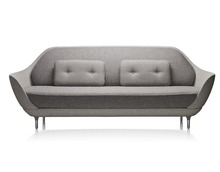 Luxury exclusive Favn Sofa with soft pad by Jaime Hayon