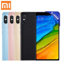 2018 Hot Original Xiaomi Redmi Note5 6GB RAM 64GB ROM Snapdragon S636 Octa Core Mobile Phone 5.99 2160*1080 4000mAh