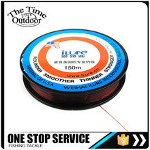 Best Selling Japan Fluorocarbon Fishing Line With Optional Color