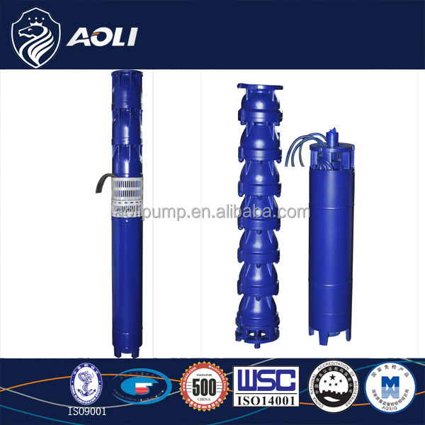 Deep Well Multistage Submersible Pump / Deep well pump