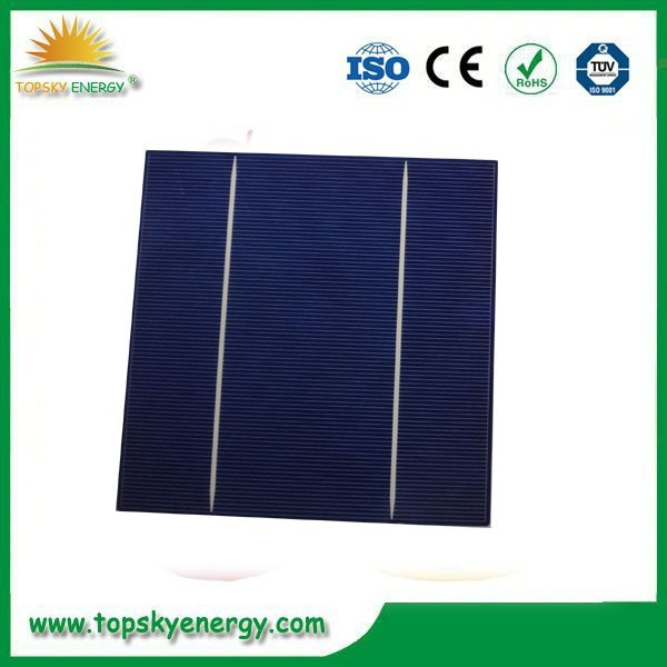 B grade 2BB poly solar cells 3.6W-3.7W , from Taiwan ,great quality!