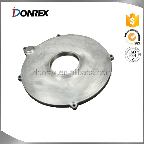 Custom aluminum die casting Electrical Motor Housing Shell with ISO 9001 made in China