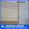 eco-friendly green material decoration waterproof building material PVC vinyl siding wall panels