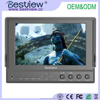 Bestview HDMI VGA YPBPR input 1080P on camera Field Monitor