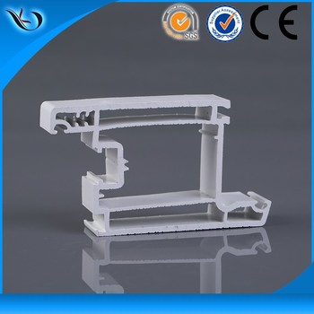 Wholesale fashionable designed plastic z section window frame