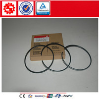 Spare part ISX15 QSX15 piston ring set 4089406 for Cummins engine
