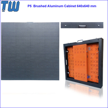160x160mm P5 LED Module Outdoor LED Display Panel Durable Fixed Structure
