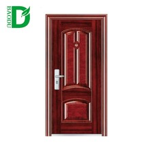 China supplier commercial exterior metal insulated doors security doors