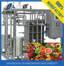 Automatic Vegetable and fruit Juice Production Line/processing machine