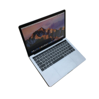 Dummy laptop models for macbook pro 2017,factice laptop for macbook pro Silver 13.3 inch with touch bar