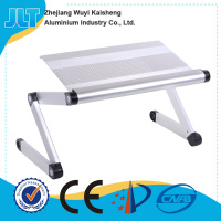 Popular model in North American small folding table for laptop tablet pc for sale