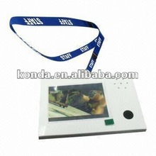 "2012 hot sell advertising tft lcd video badge name card , 1.44"" 2.4"" 2.8"" 3.5"" 4.3"" 7"" touch screen"