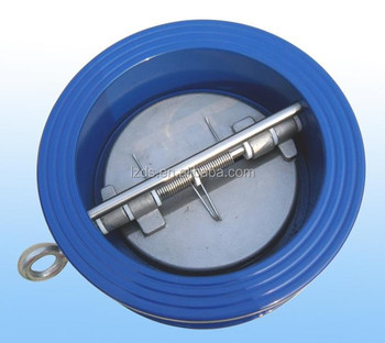 Wafer Double Disc Type Swing Check Valve