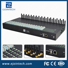 High performance internet bulk sms support HTTP SMPP 32 port multi sim 3G 4G gsm sms modem special for sms terminal