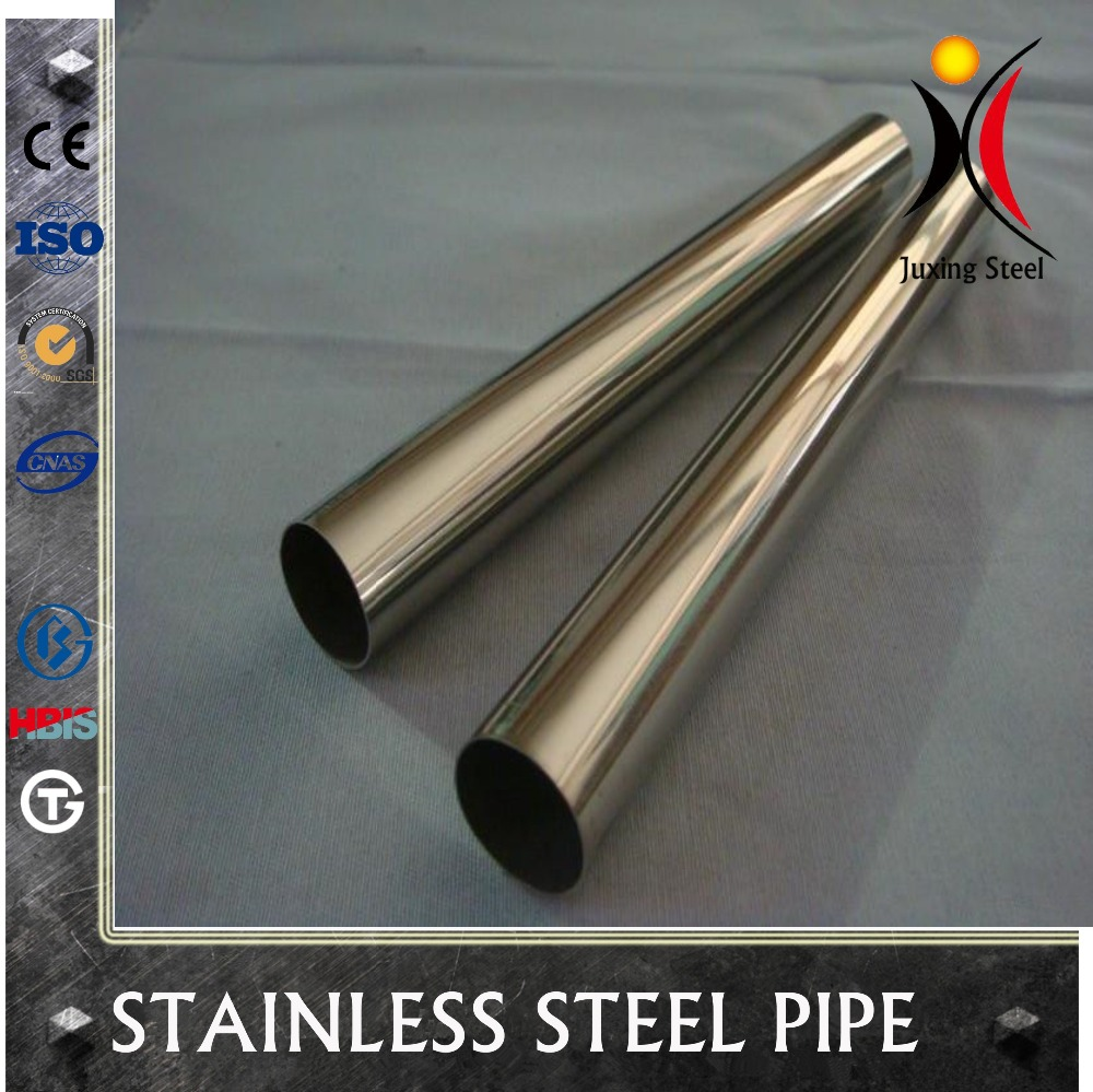 russia 202 seamless stainless steel pipe